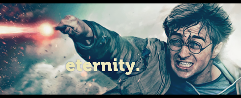 Harry Potter Eternity. by madeinjungle