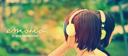 Emotion In Your Headphone by madeinjungle