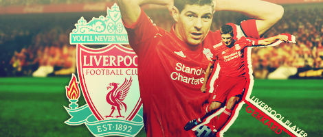 Steven Gerrard by madeinjungle
