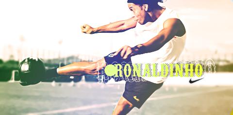 Ronaldinho by madeinjungle