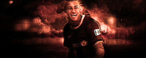 Neymar In Barcelona by madeinjungle