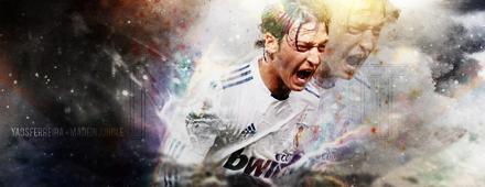 Mesut Ozil by madeinjungle