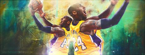 Kobe Bryant by madeinjungle