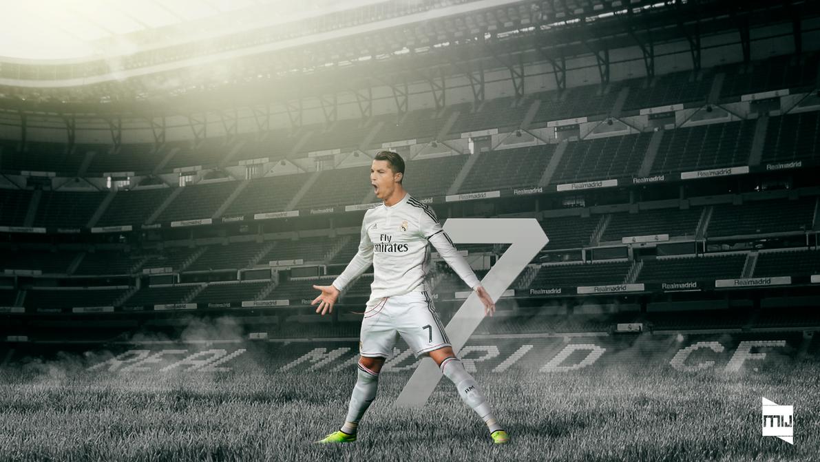 Cristiano Ronaldo Wallpaper by madeinjungle