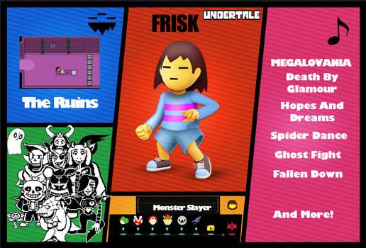 Frisk For Smash