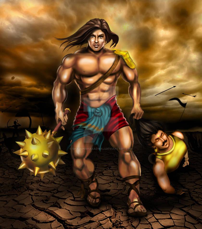 Mighty Bhima