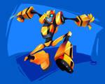Bumblebee Animated