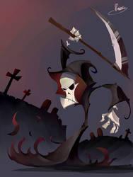Grim's job by zgul-osr1113