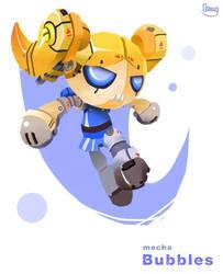 Robotic Bubbles by zgul-osr1113