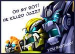 shocking autobots