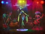 Like Jazz Zora band Indigo-gos by zgul-osr1113