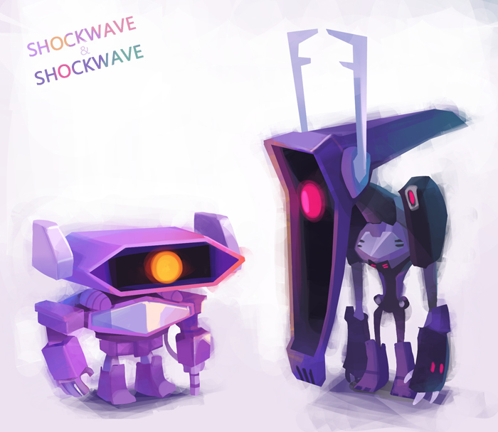 mini Shockwaves by zgul-osr1113