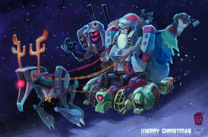 Christmas with Decepticon