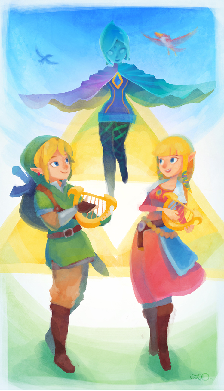 Skyward Sword by zgul-osr1113