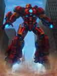 Iron Jaeger