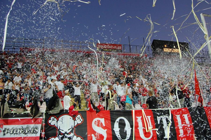Ultras Spartak Trnava Southside by FCST23