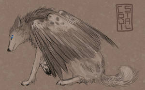 Feral Flyer by Stalcry