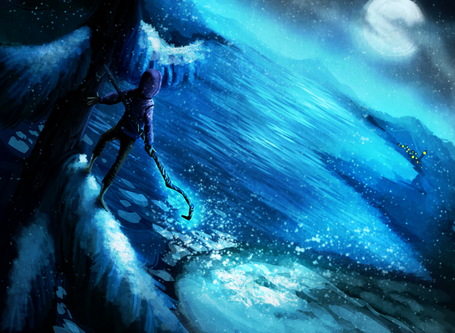 Rise of the guardians wallpaper art