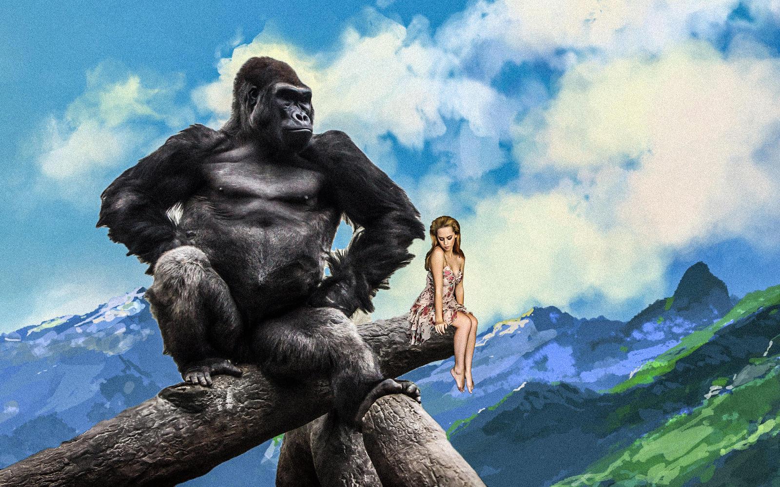 King Kong and I by VGRMEDIA