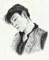 T.O.P Choi SeungHyun by tvoyaGELL