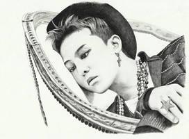 G-Dragon Paris by tvoyaGELL