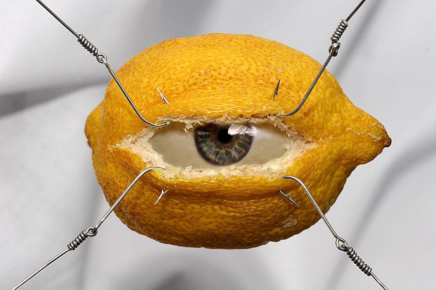 Eye of the lemon by MLep