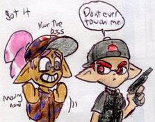 dude.. calm down bro by RangerBizmuth