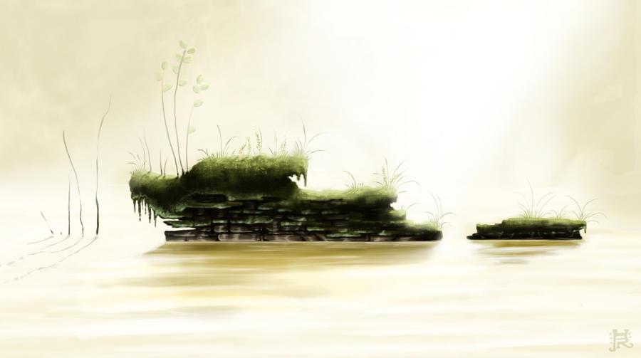 waterwood by soonumb