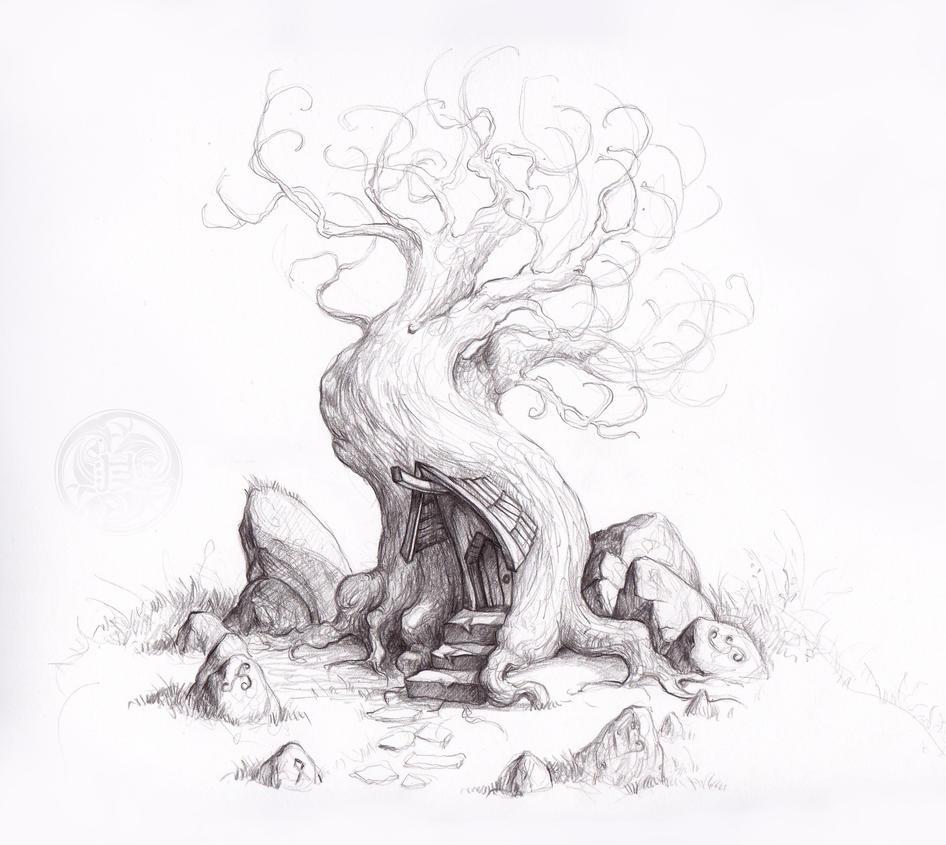 Tree-house by soonumb