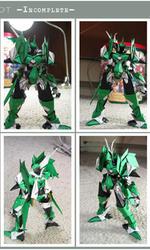 Origami - Greet Robot 001a by derk-kun