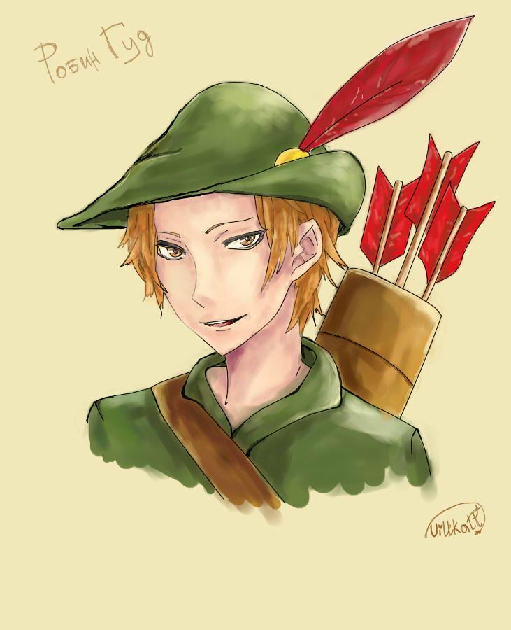 Robin Hood by Resawe