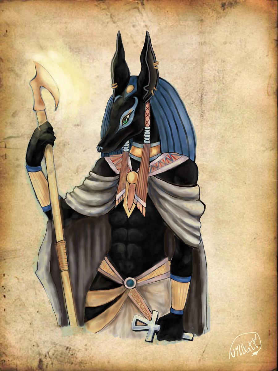 Anubis God