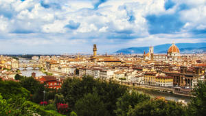 Dolce, the Last View of Florence