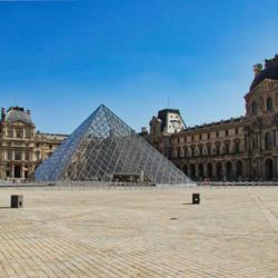 Paris - The Empty Pyramid - Spring '21