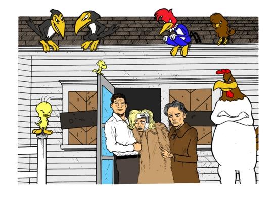 Cartoon Characters 2010 : Cartoon characters by mgroenke on deviantart