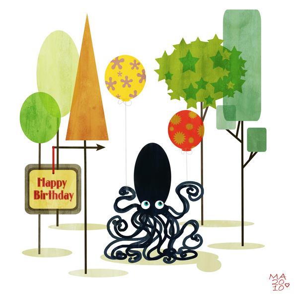 Happy Birthday Hazu by MaRge-KinSon on DeviantArt
