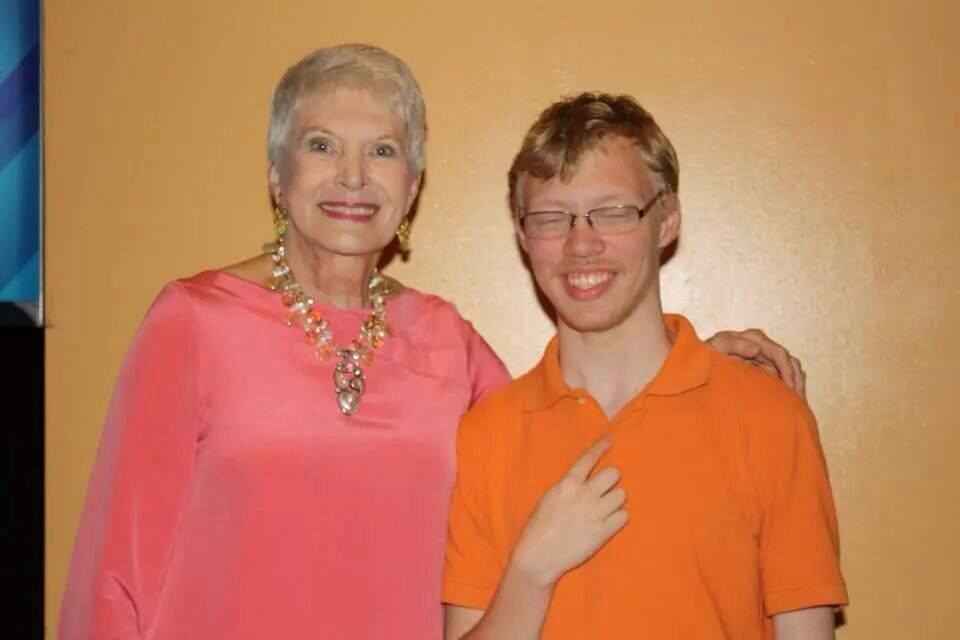 Me and Jeanne Robertson by AlemaxhaxsFan67
