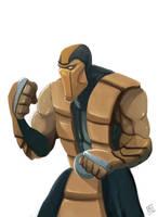 Tremor Mortal Kombat 9 by pati88