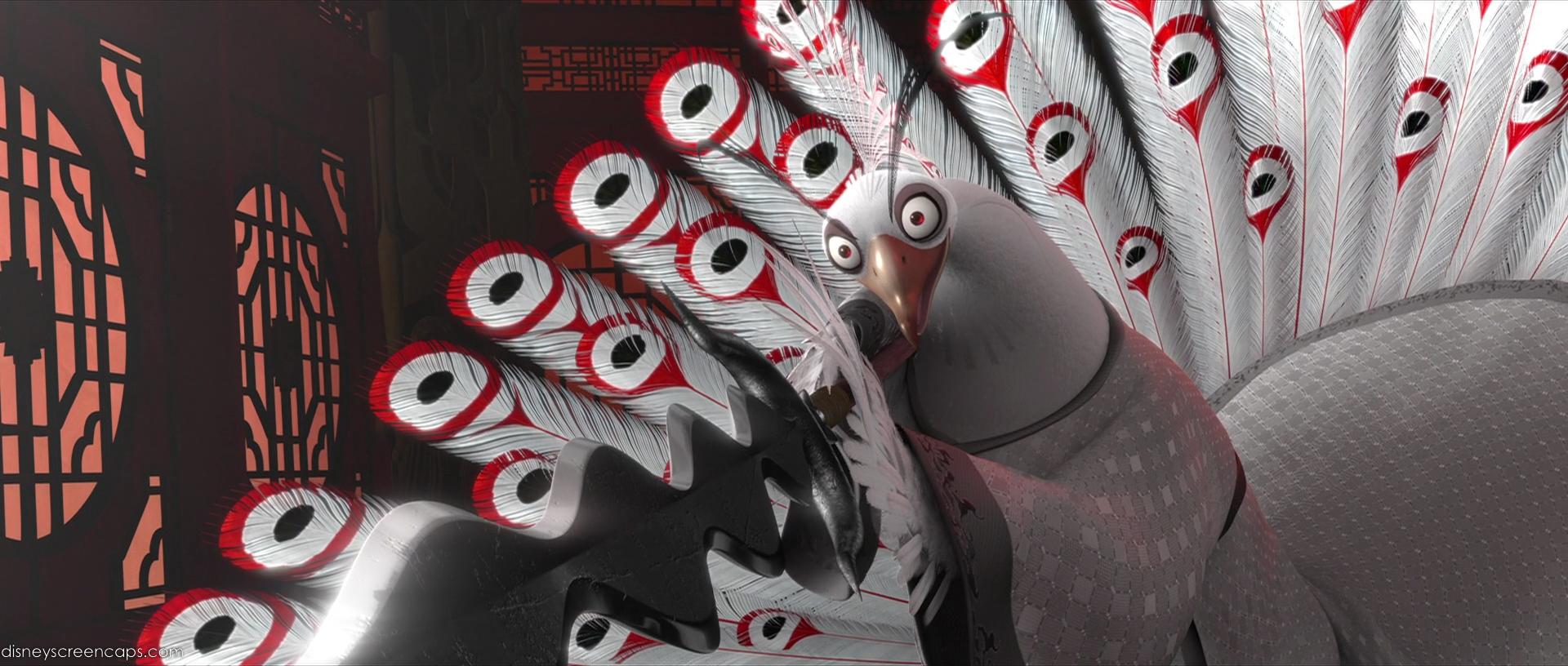 Villain Vignettes 20 Lord Shen Rotoscopers