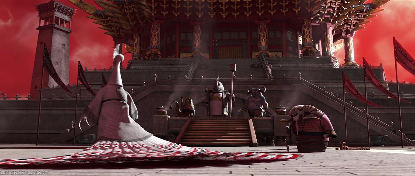 Kung fu panda essay