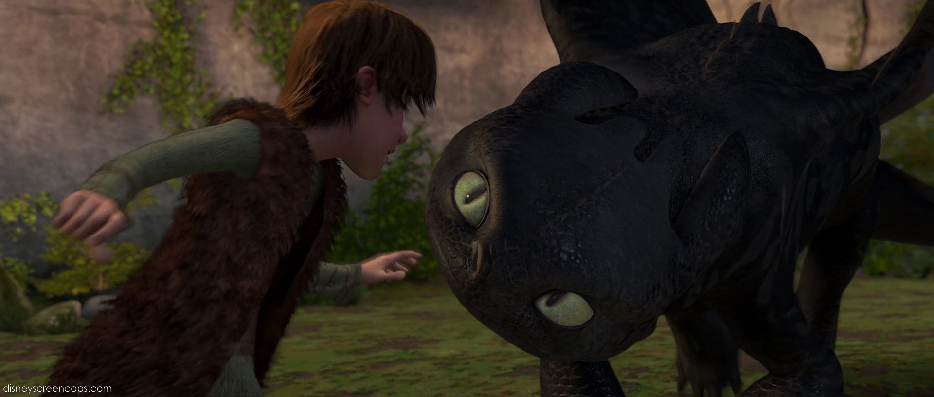 How To Train Your Dragon Screencap  Toothless By Dashiesparkle