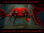 I got a HUGE crush on Scorpion. by DashieSparkle