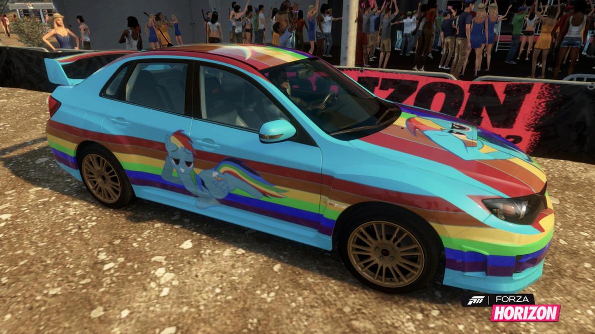 from Gauge is a subaru a gay car