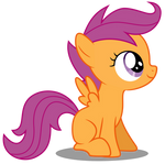 Vector #14 - Scootaloo
