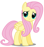 Vector #17 - Fluttershy #2 by DashieSparkle