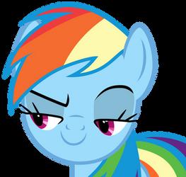 Vector #29 - Rainbow Dash #6