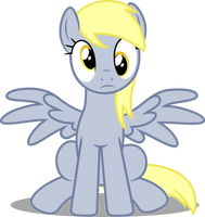 Vector #38 - Derpy Hooves by DashieSparkle