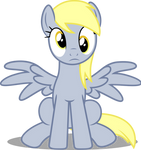 Vector #38 - Derpy Hooves