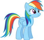 Vector #49 - Rainbow Dash #9