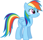 Vector #49 - Rainbow Dash #9